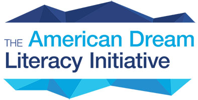 The American Dream Literacy Initiative Logo