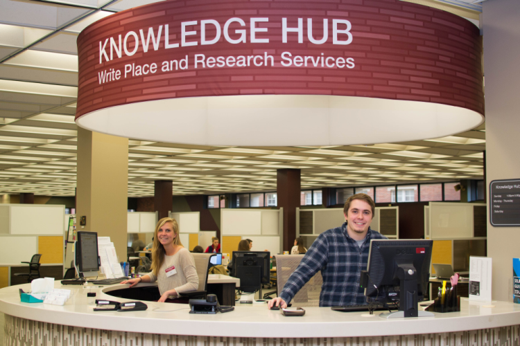 Knowledge Hub at University of Dayton