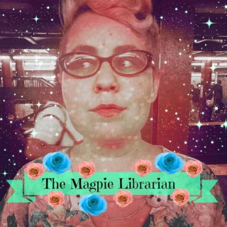 Children's librarian Ingrid Abrams created The Magpie Librarian blog as a program resource for librarians and to document her socially aware displays.