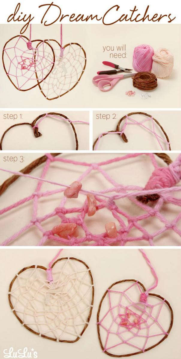 DIY dream catchers, Photo credit: Lulus.com
