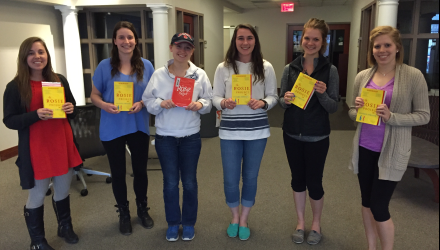 students in the Porch Reads book club