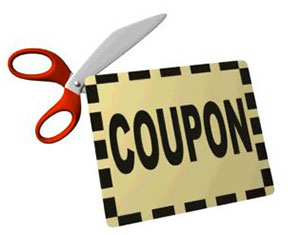 Coupon illustration