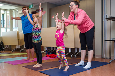 Family Yoga Party | Programming Librarian