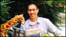 Raphael Moreno hosts bilingual storytimes both online and at libraries branches.