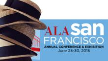 ALA Annual Conference banner logo