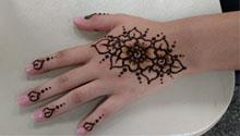 Henna Designs for Teens