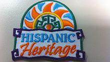 Hispanic Heritage badge