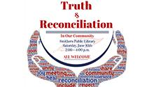 Truth & Reconciliation in Our Community