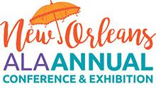 ALA Annual Conference New Orleans logo
