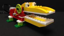 LEGO WeDo Hungry Alligator