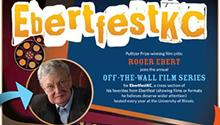 "Poster for the Kansas City Public Library's ""EbertfestKC"" film festival."