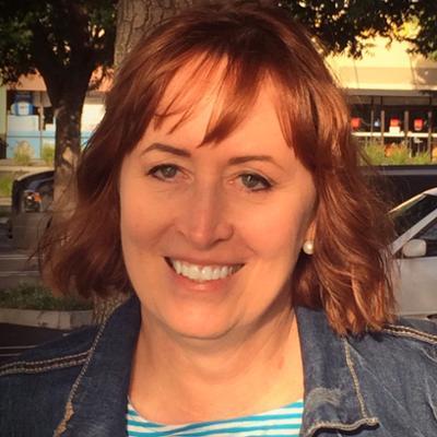 Sacramento Public Library Deputy Director Kathy Middleton
