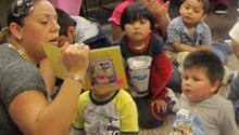 Fiestas de Alfabetización Temprana en Español at King County Library System.