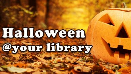Halloween at your library
