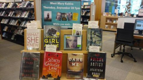 library book display
