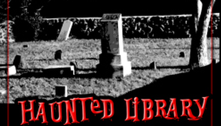 Haunted Library Screamfest, designed by Mark Zupan (Duke University)