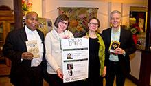 Galena LitFest authors