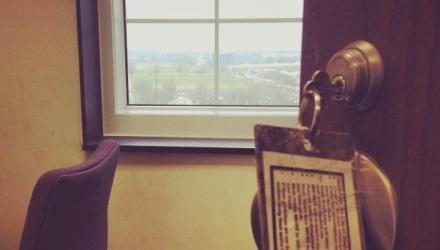 A study room key
