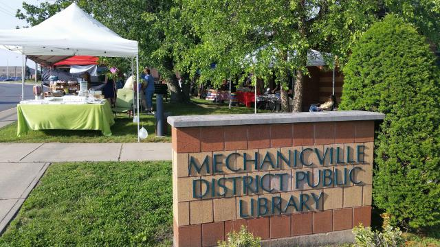 Mechanicville Farmers Market, Garden and Orchard